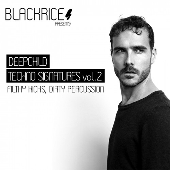 Blackrice Deepchild Techno Signatures Vol. 2 WAV